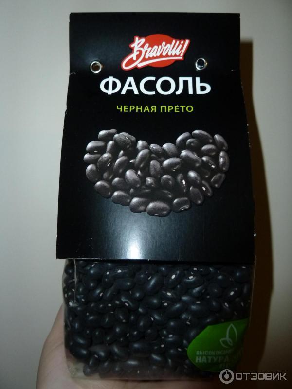 Фасоль черная рецепты фото