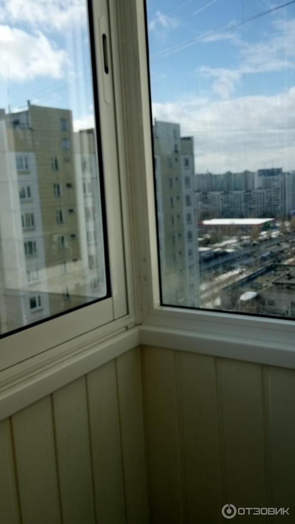 """Отзыв о компания """"балкон всем!"""" (россия, зеленоград) быстро,."""