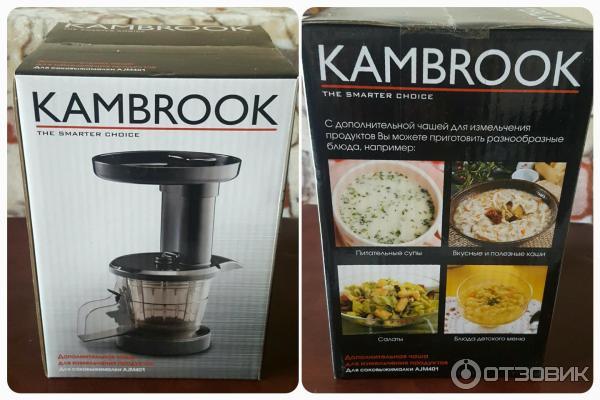 Рецепты на мультиварку kambrook