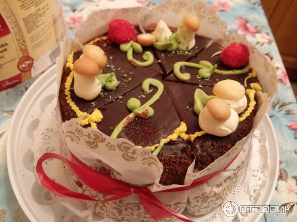 Торт лесная сказка от палыча рецепт крема