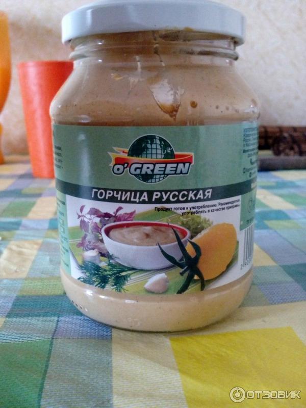 Горчица своими руками рецепты