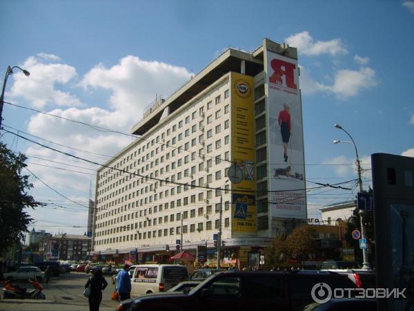 Фото гостиница центральная сделано в россия, воронеж