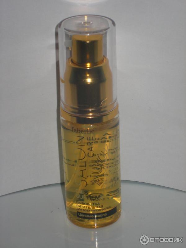Фаберлик масло для волос