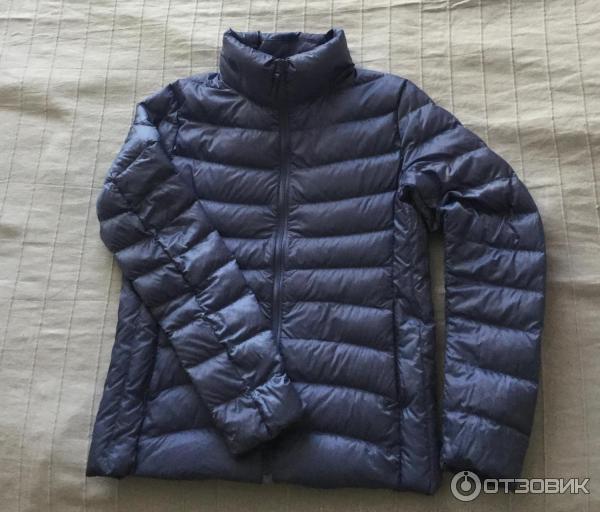 652c49d5df5f0 Отзыв о Верхняя одежда UniQlo   Самый любимый пуховик, очень лёгкий ...