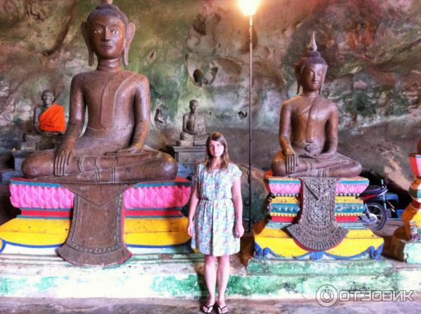 Храм обезьян / wat tham suwan kuha (тайланд, пханг нга) фото