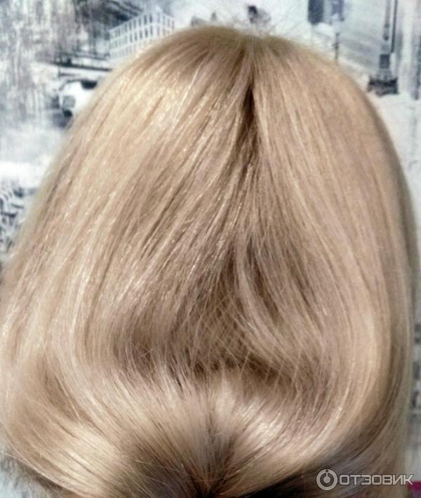 Краска для волос капус отзывы 10.1