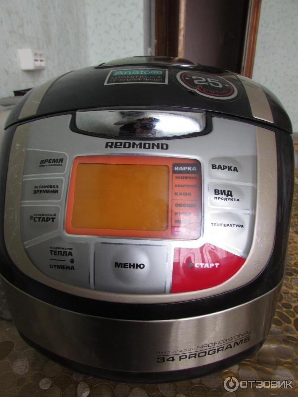 Рецепты для мультиварки redmond rmc-m4502 с фото