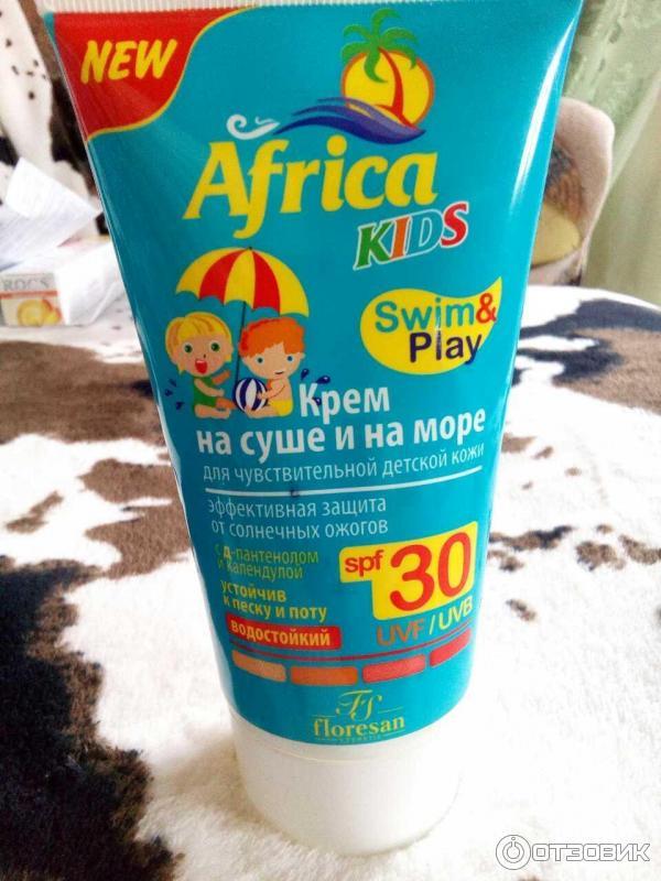 Крема для защиты от солнца своими руками