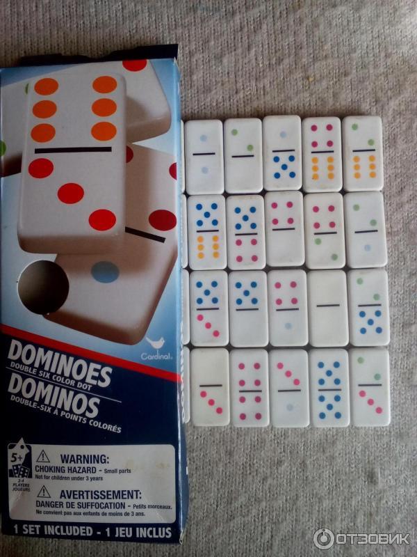 правила с фото игры домино