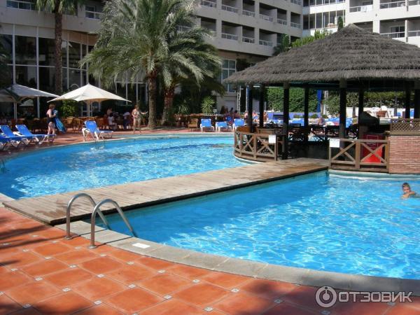 Отель пинеда парк испания