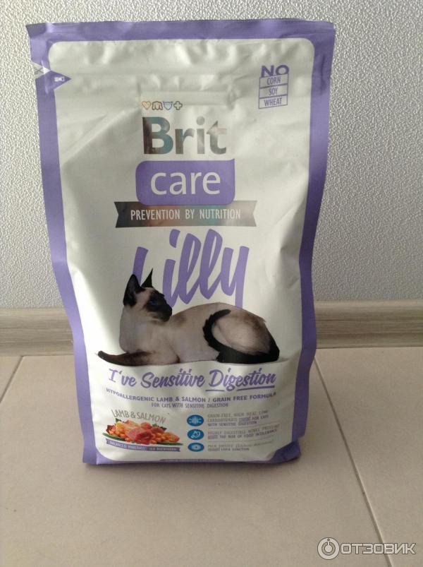 Кошачий корм brit отзывы ветеринаров