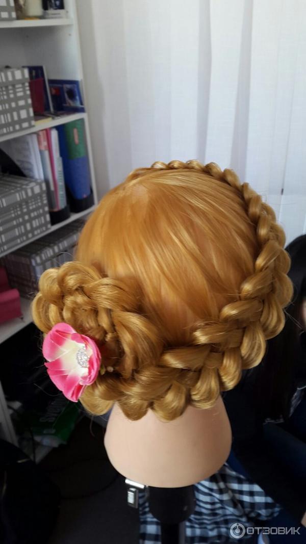 Плетение кос в пушкине