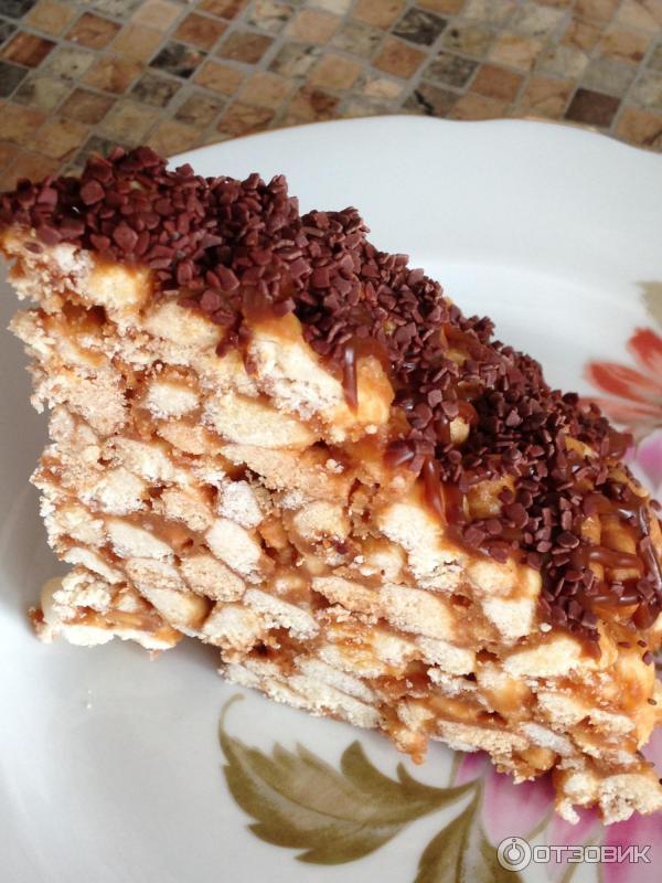 Торт муравейник рецепт с пошагово классический без выпечки
