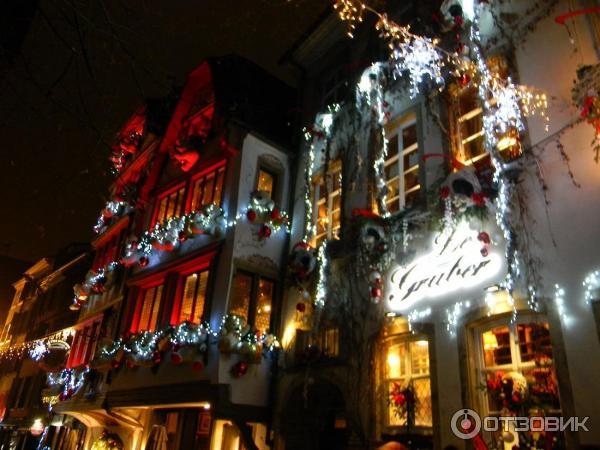 Ресторан la gruber в страсбурге