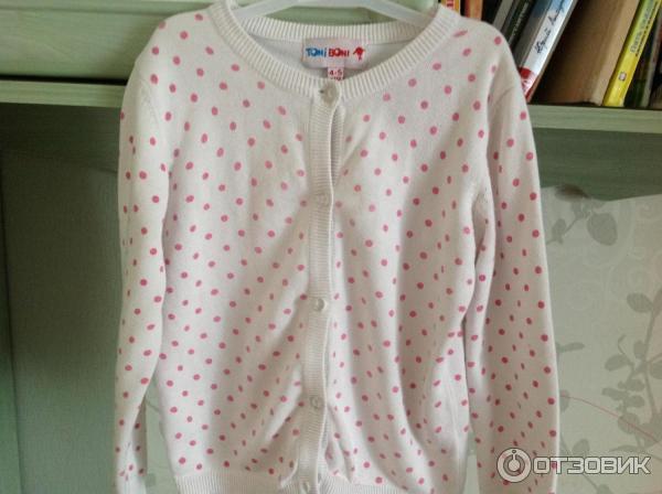 Отзыв о Детская одежда toni boni | Мне нравится HB910