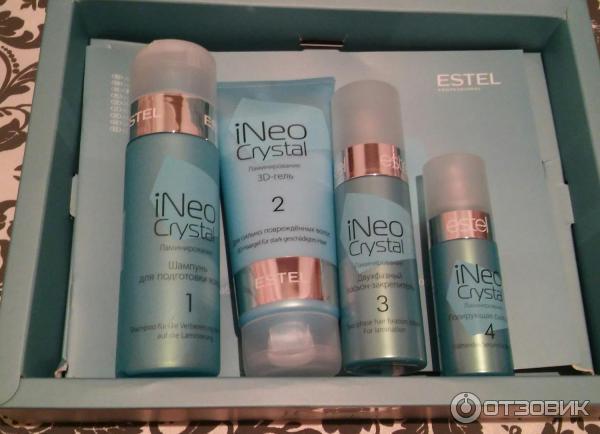 Ламинирование волос эстель в домашних условиях отзывы