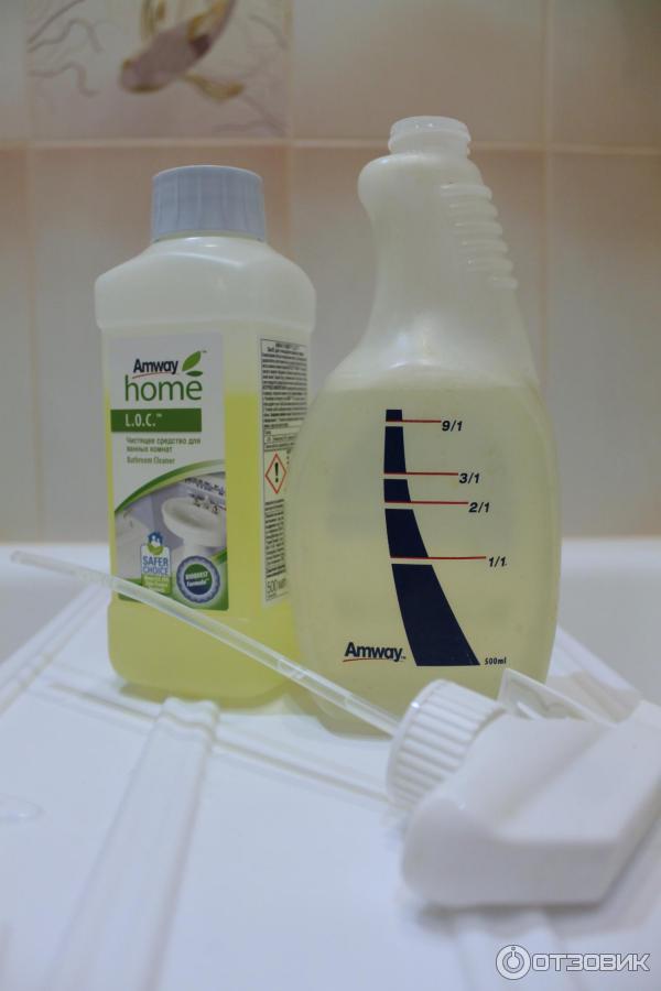 Амвей средство для ванны отзывы