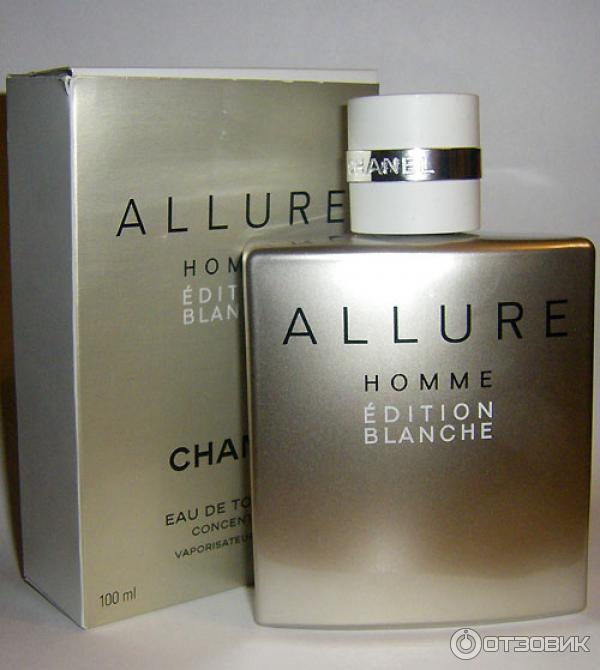 Chanel ALLURE homme sport Отзывы покупателей