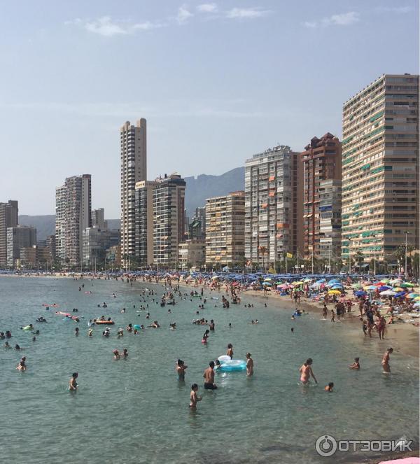 Отдых в бенидорме отзывы туристов 2015
