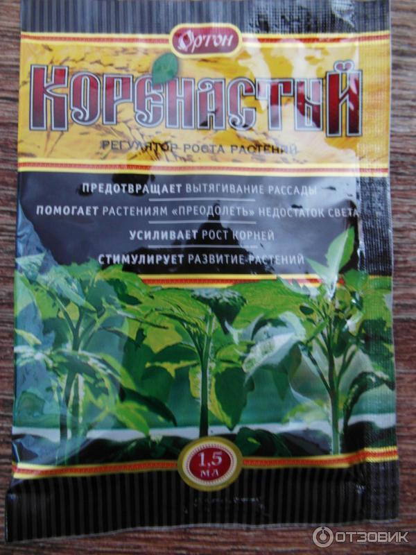 Стимуляторы роста для растений в домашних условиях