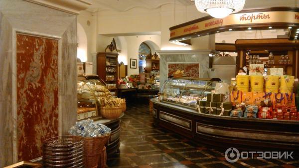 Гастроном 1 в Торговом доме ГУМ, Москва фото.