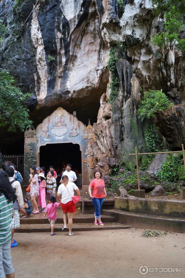Отзыв: храм обезьян / wat tham suwan kuha (тайланд, пханг нга) - понравится и маленьким детям и взрослым