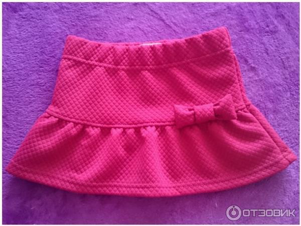 Глория юбка детская