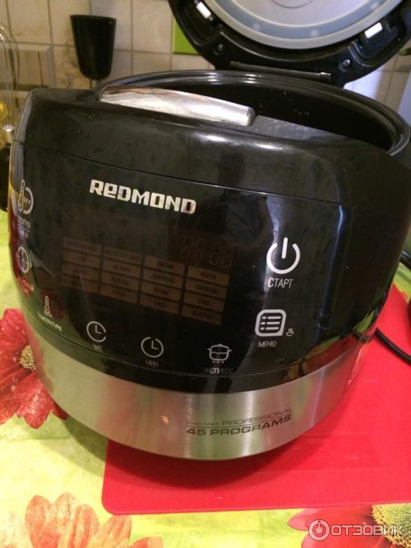 Мультиварка redmond rmc m90 ремонт своими руками