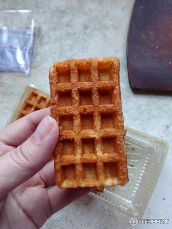 рецепты вафли пошаговое фото
