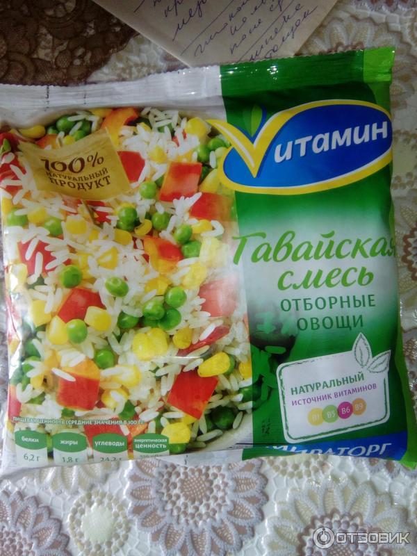 Замороженные смеси овощей своими руками 45