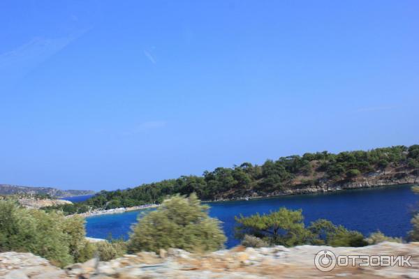 Отдых на острове тасос греция