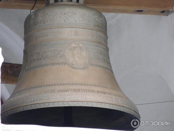 колокол монастыря