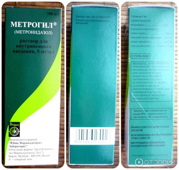 метрогил капельницы в гинекологии инструкция