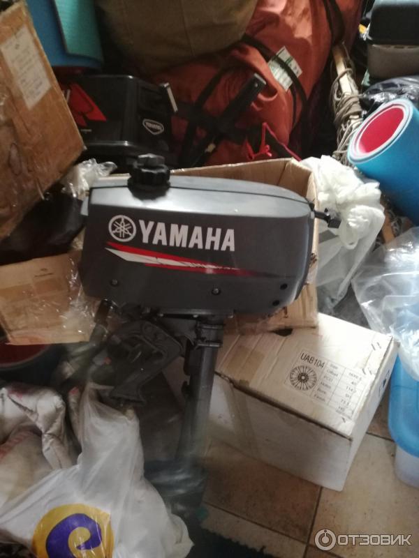 мотор лодочный ямаха 2cmhs цена