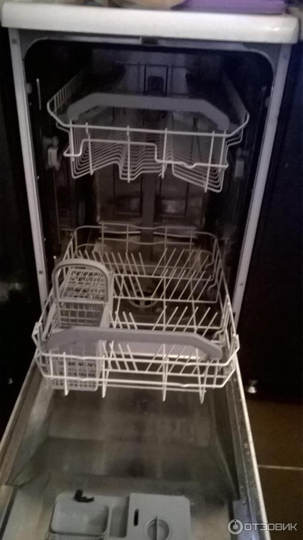 Аристон посудомоечная машина ремонт своими руками 160