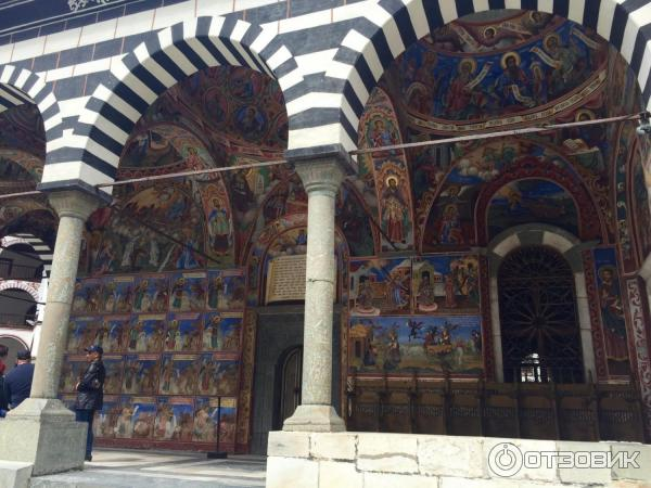 Экскурсия в Рильский монастырь (Болгария) фото