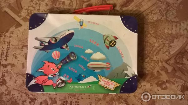 Дарит ли аэрофлот детям подарки 80