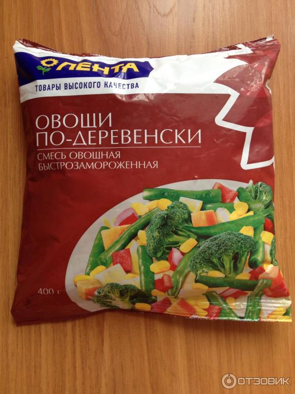 Замороженные смеси овощей своими руками 65