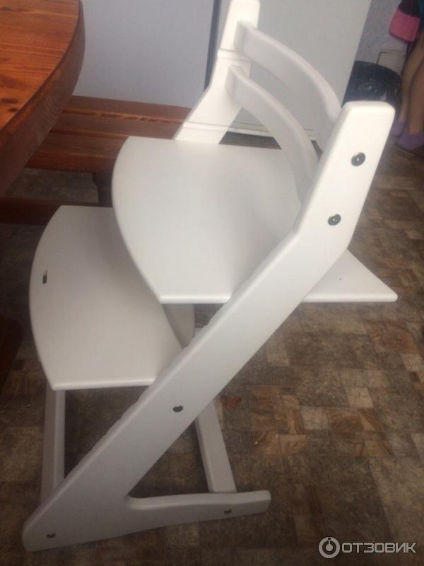 Растущий стул для ребенка своими руками