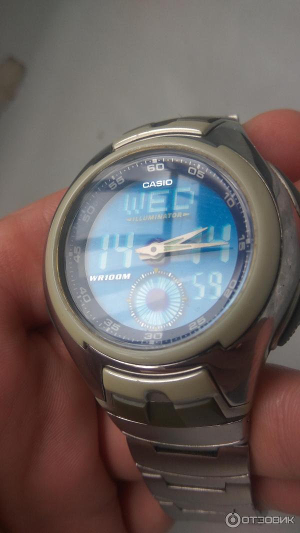 Наручные часы Casio - alltimeru