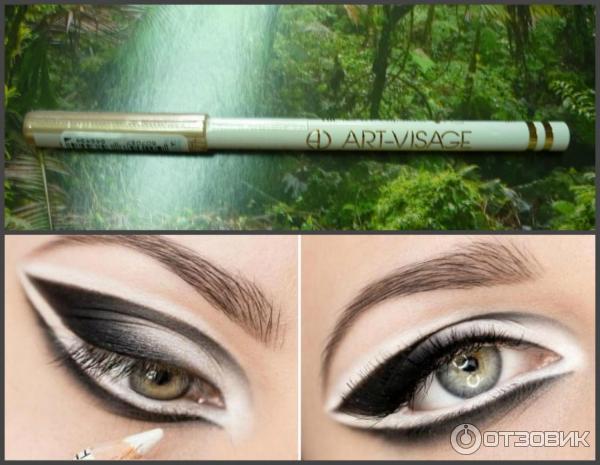 Зачем нужен белый карандаш для макияжа