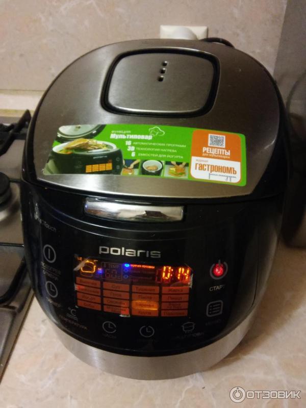 Поларис рецепты для мультиварки с фото пошагово