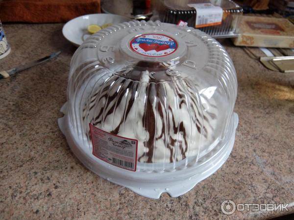 Размер торта птичье молоко фили бейкер