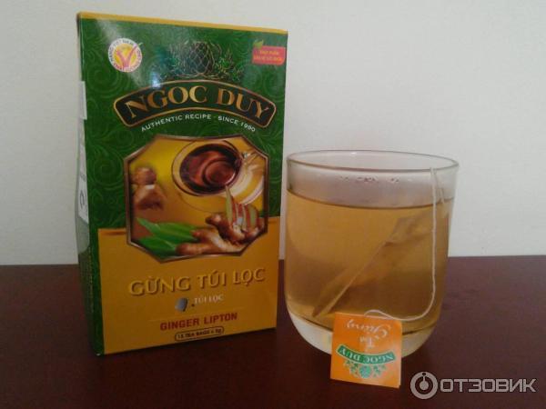 Средство от простуды чай с