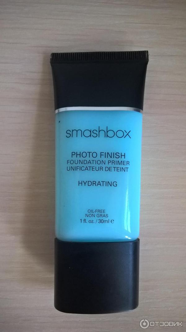 Smashbox основа под макияж отзывы