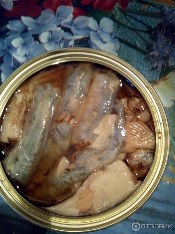 Как сделать рыбные консервы в масле из  750