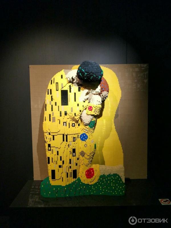 Искусство лего выставка в москве официальный сайт
