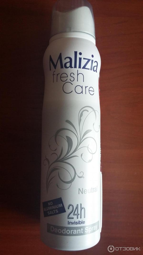 Malizia дезодорант отзывы