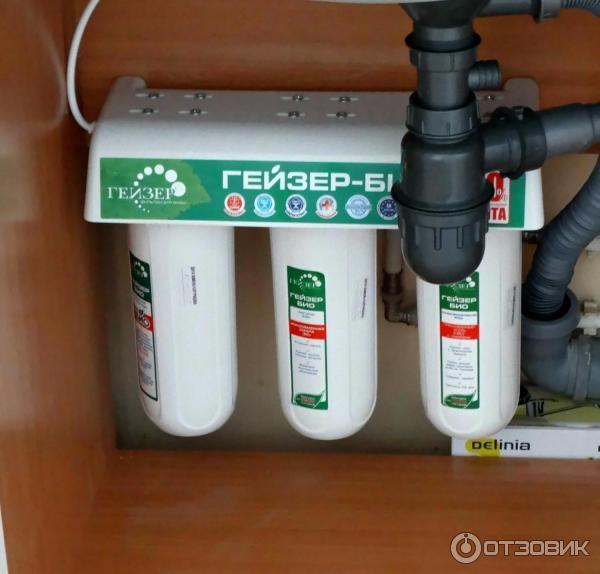 Гейзер био установка своими руками 49