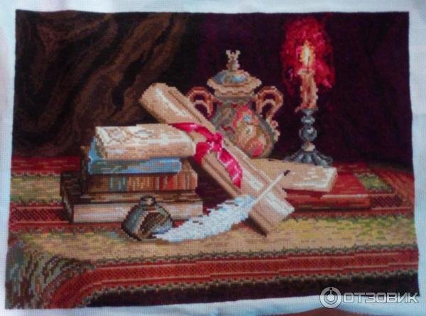 Набор для вышивания крестом Сделай своими руками фото